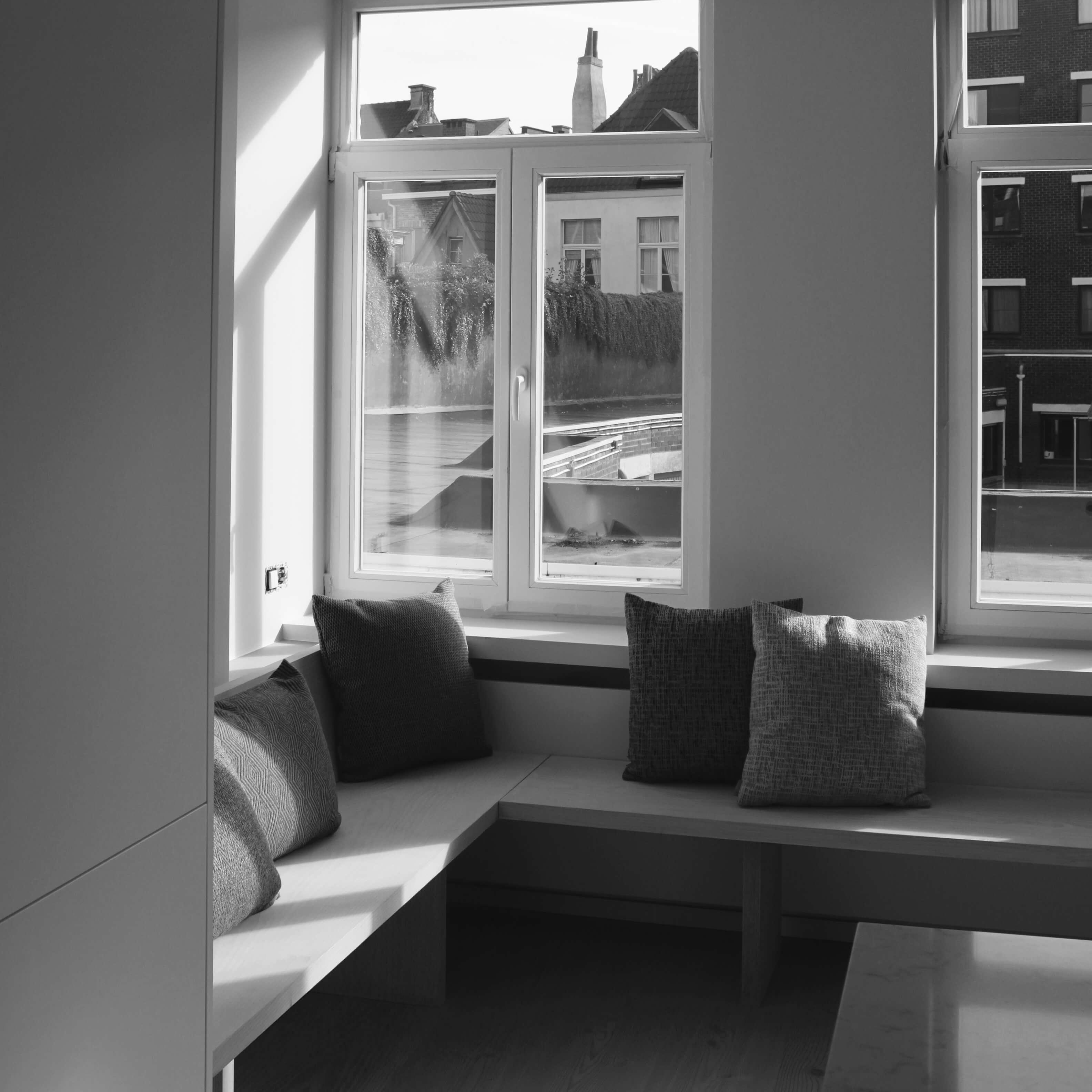 Mieke mestdagh interieur for Interieur ontwerper